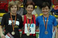 Deutsche Hallenmeisterschaften in Erfurt