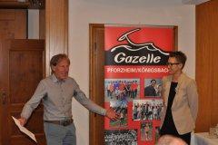 Jubiläumsfeier 25 Jahre Gazelle